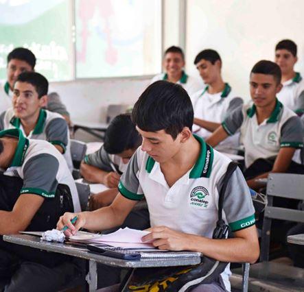 estudiantes CONALEP